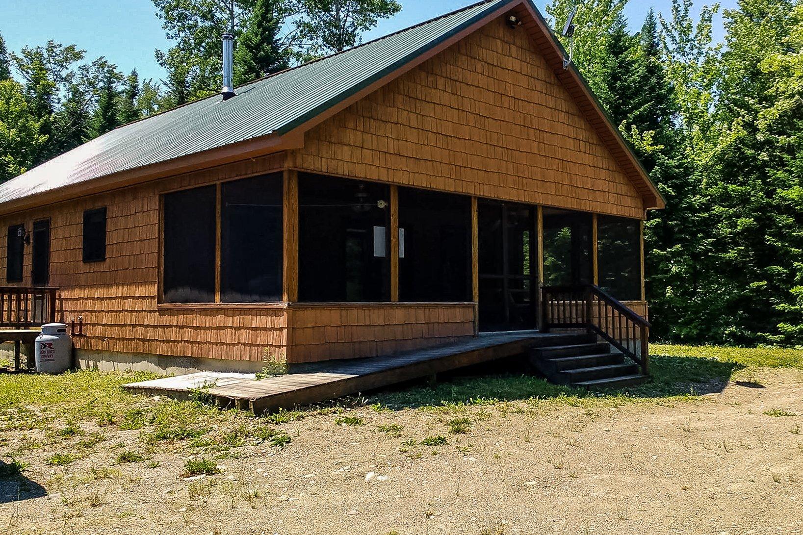 Haynesville Cabin rental