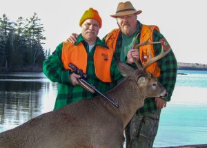 Guided Maine Deer Hunts