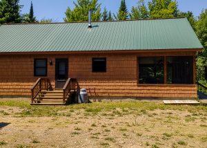 Haynesville cabin